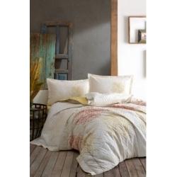 Cotton Box Mode Line Tek Kişilik Pamuklu Ranforce Uyku Seti Leron Gri