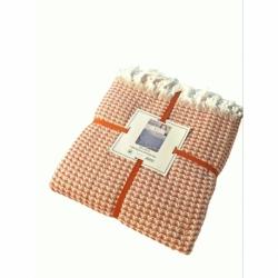 Clasy Tek Kişilik Pamuklu Yatak Örtüsü Rabel Mint