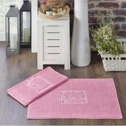 Cotton Box Embos Battaniyeli Nevresim Takımı Pudra