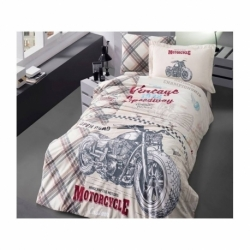 Cotton Box Tek Kişilik Maritime Dört Mevsim Set Lighthouse