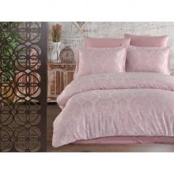 Cotton Box Nakışlı Aile Bornoz Seti Krem Toprak