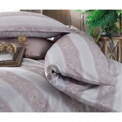 Cotton Box M Beden Nakışlı Bayan Bornoz Daily Ekru Pudra
