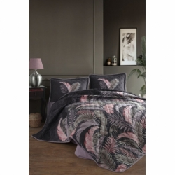 Cotton Box Tek Kişilik Daily Pamuklu Yatak Örtüsü Bej